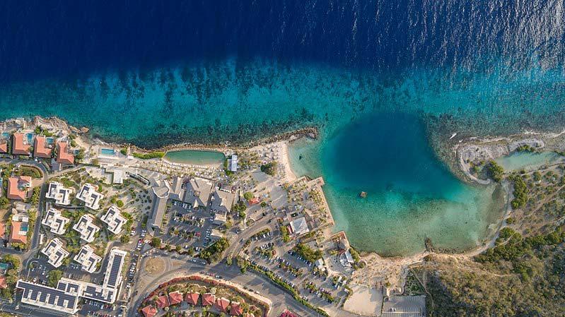 Descobrir as melhores praias de Curaçao