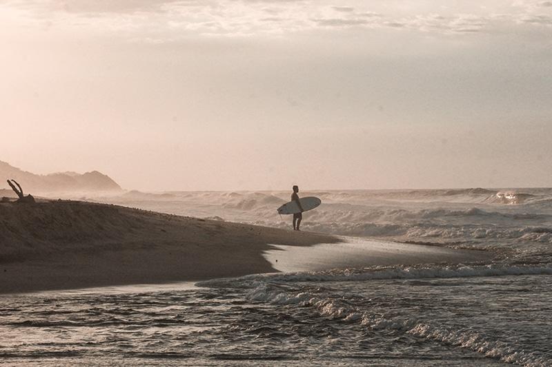 Dicas de onde surfar na Colômbia