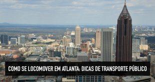 como se locomover em Atlanta