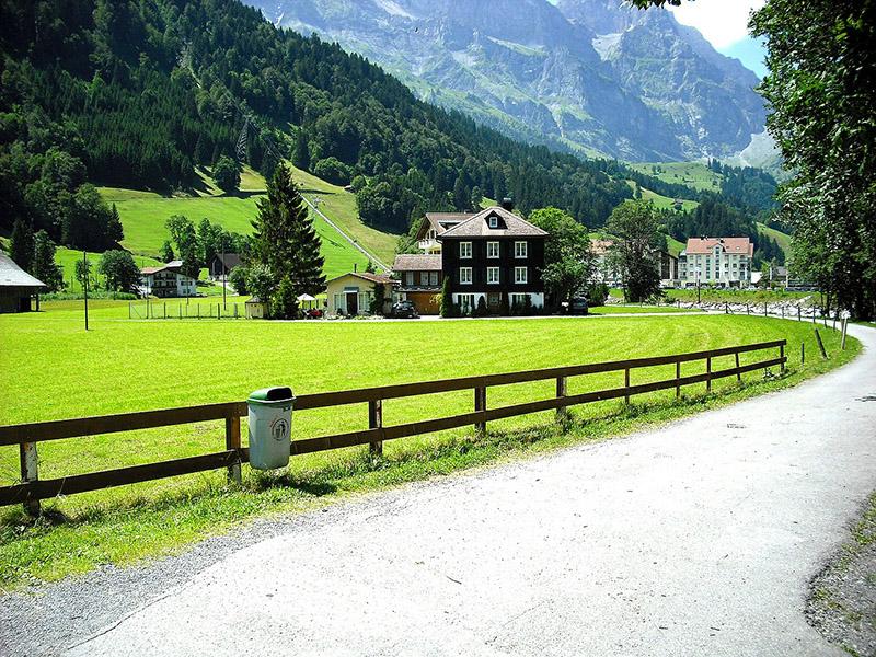 Alugar carro na Suíça