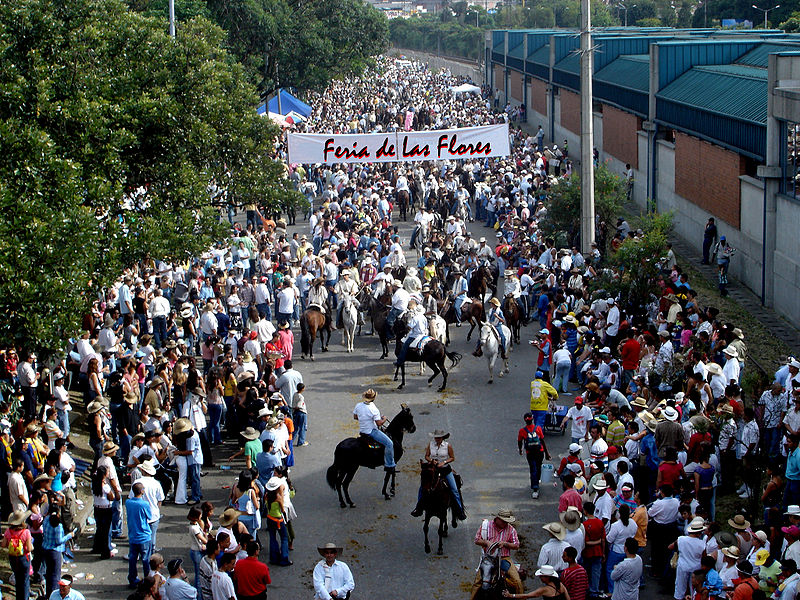 Feriados na Colômbia