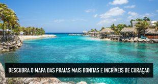 Como chegar nas praias de Curaçao