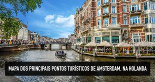 Atrações de Amsterdam