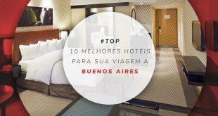 Hotéis incríveis em Buenos Aires