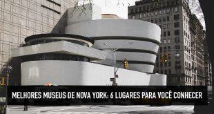 Museus de NY imperdíveis