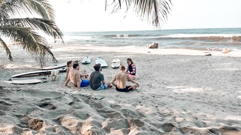 Praias do Caribe colombiano para surf