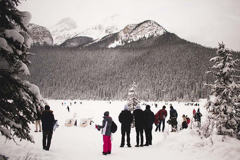 Inverno no Canadá