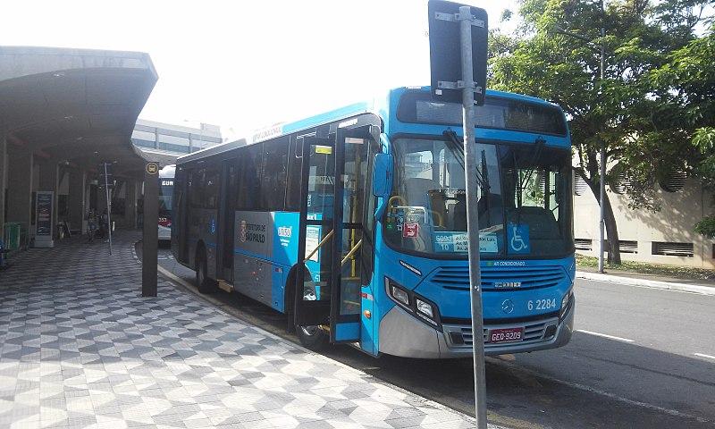 Ônibus aeroporto Congonhas