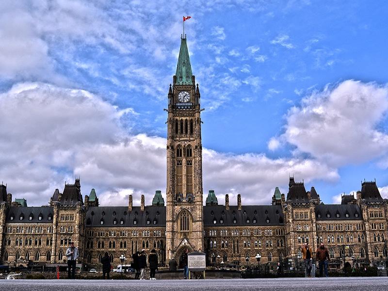 Conhecendo os pontos turísticos de Ottawa