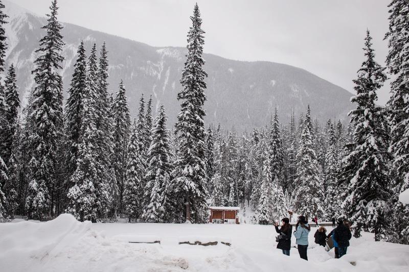 Visitar o Parque Nacional de Banff