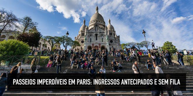 Tours guiados em Paris