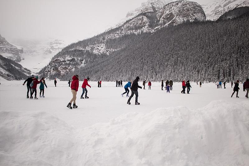 Inverno em Banff
