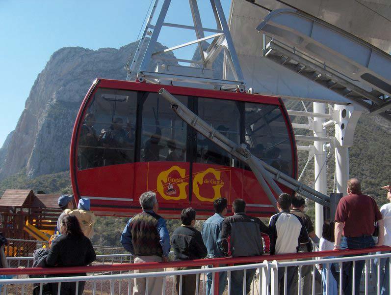 Pontos turísticos perto de Monterrey