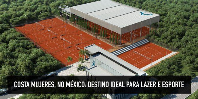 Resort centro de treinamento Rafa Nadal na Costa Mujeres