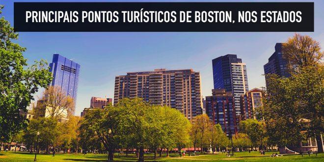 Atrativos turísticos de Boston