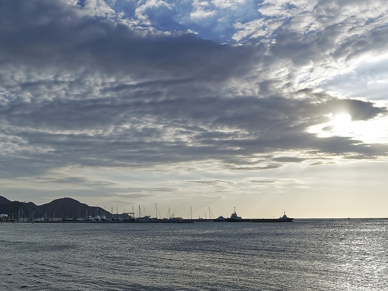 Lugares bonitos de Santa Marta Colômbia