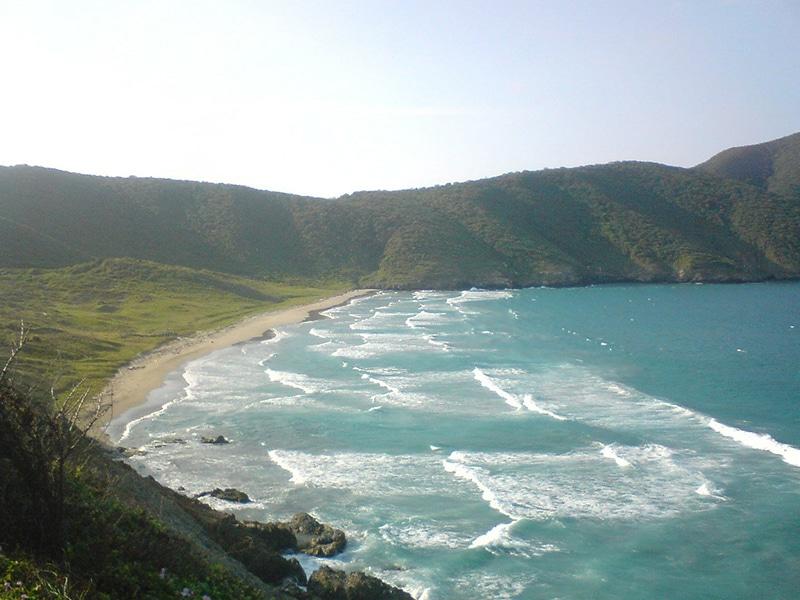 Parque Tayrona para surfar