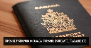 Documentos necessários para visto para o Canadá