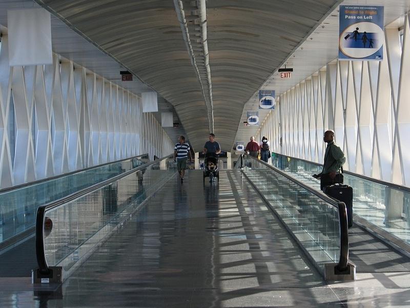 Aeroporto de boston hoje