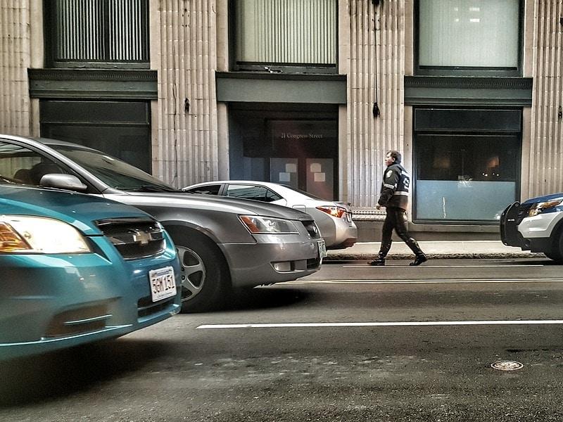 Como se deslocar de carro em Boston