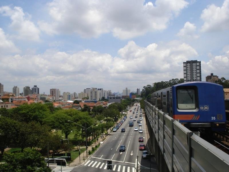Arredores de São Paulo