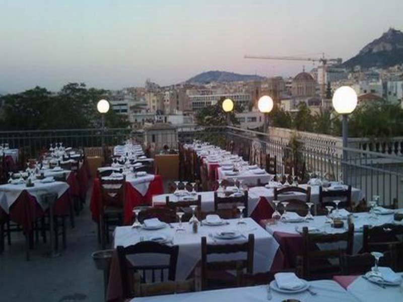 Baladas em Plaka, Atenas