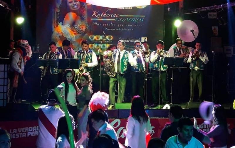 Sair para dançar em Lima