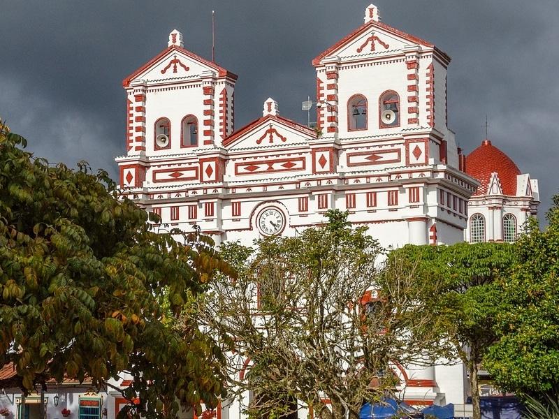 Colômbia cidades turísticas