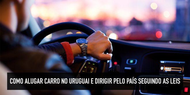 como alugar carro no Uruguai