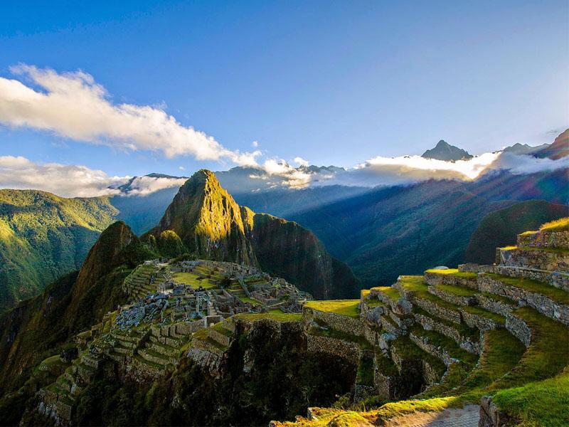 Como chegar em Machu Picchu meios de transporte