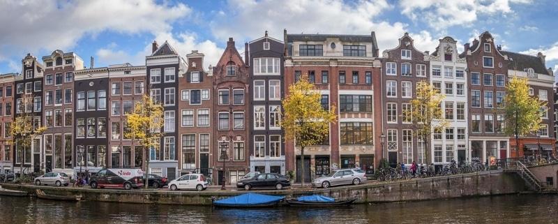 Compras em Amsterdam