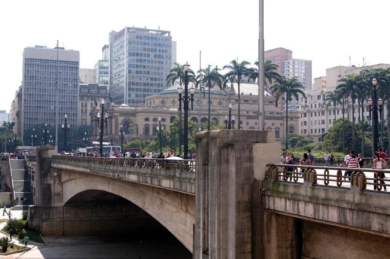 Compras em São Paulo
