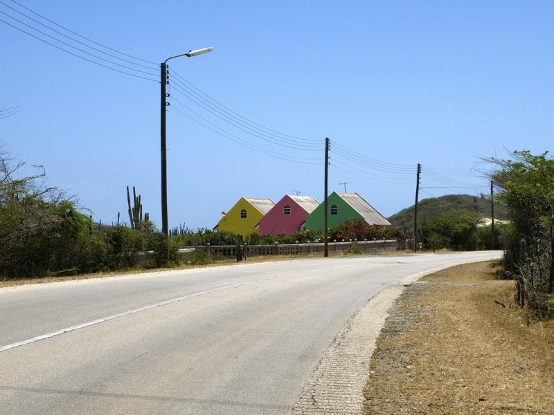 Como dirigir em Curaçao