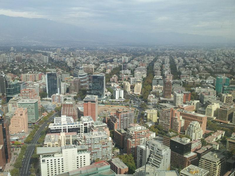 Custo de vida no Chile