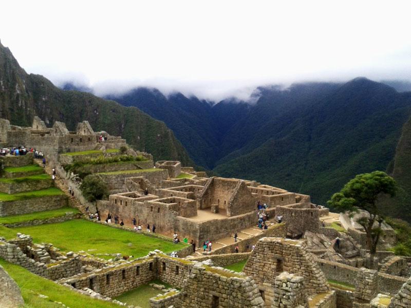 Meios de transporte para Machu Picchu