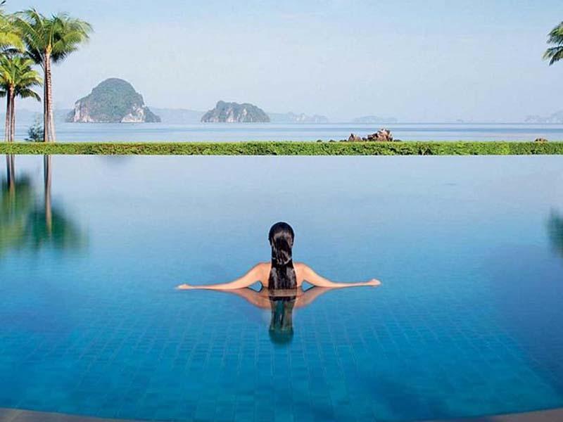 Hotéis na Tailândia que valem a pena