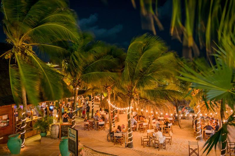 Pratos típicos de Curaçao