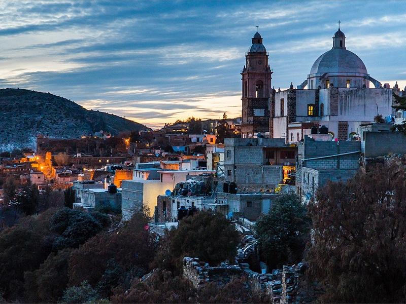 Estudar e trabalhar no México