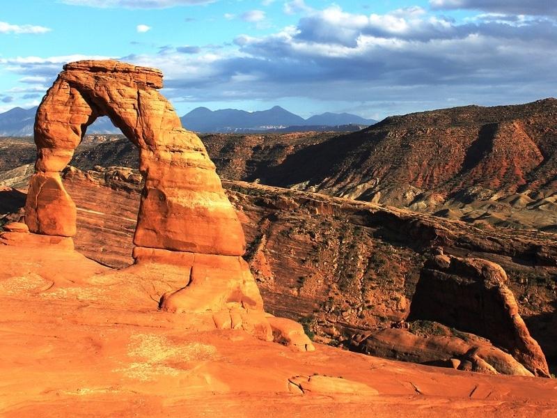 Atrações dos EUA Grand Canyon