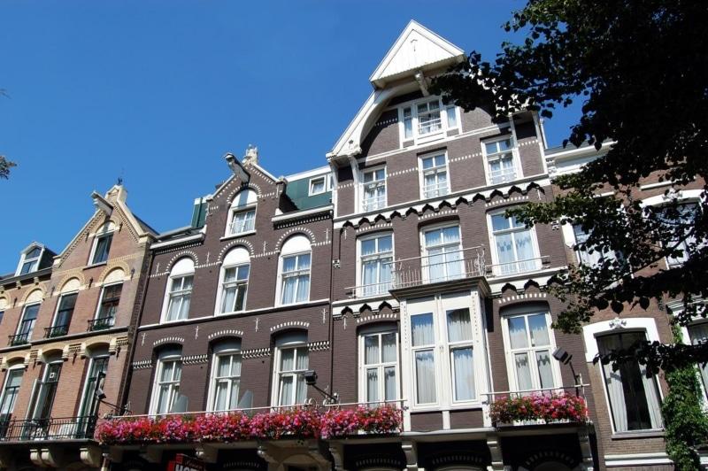 hotéis famosos em amsterdam