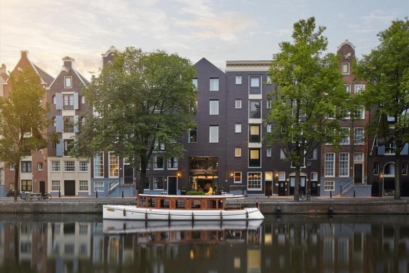 hotéis maravilhosos em amsterdam