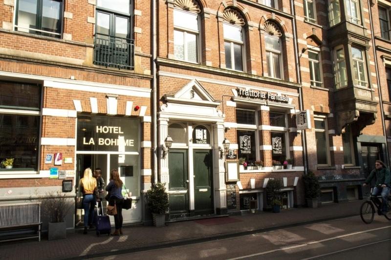 Hotéis nos melhores bairros de Amsterdam