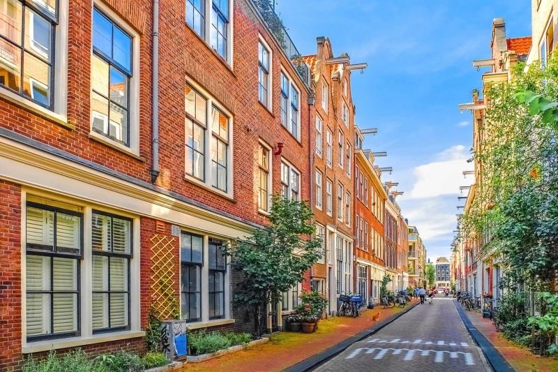 Bairros charmosos de Amsterdam