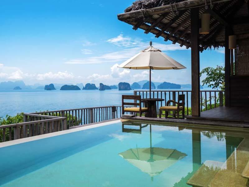Hotéis mais bonitos da Tailândia