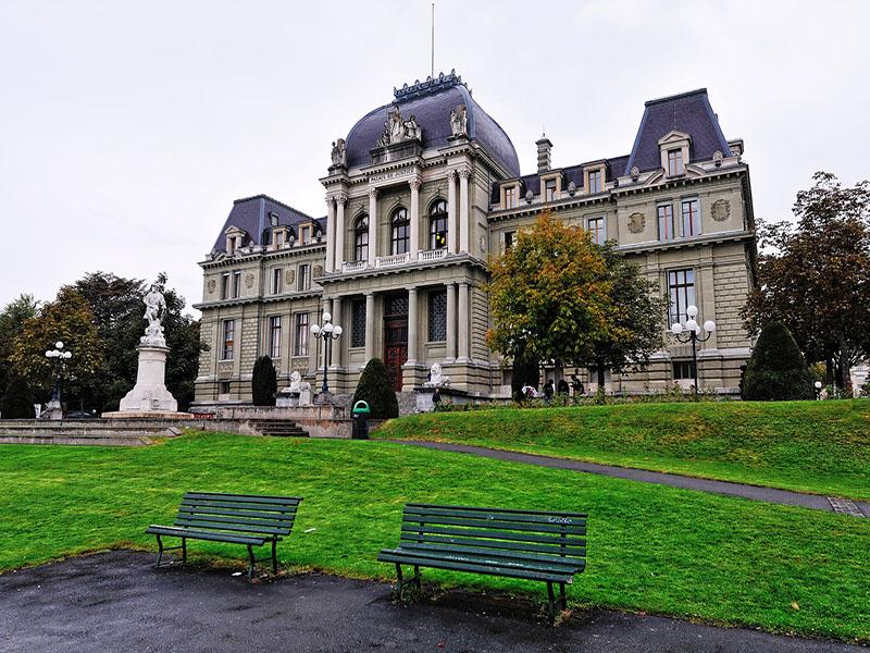 Turismo na Suiça onde ir