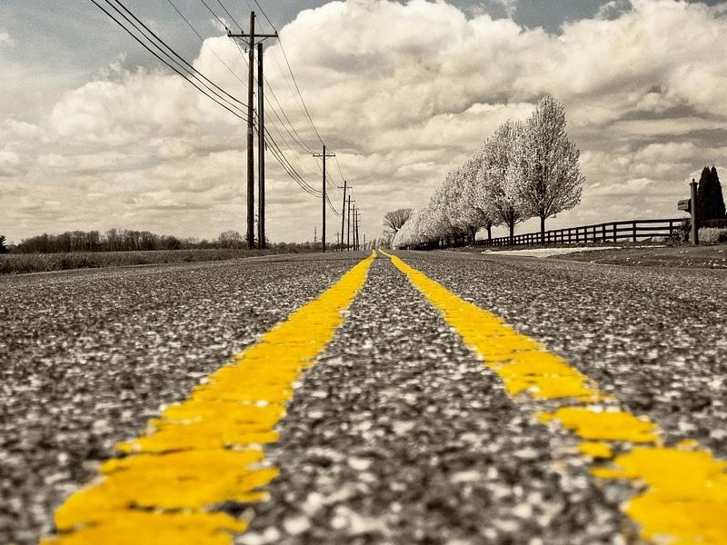 Condições das estradas do Uruguai