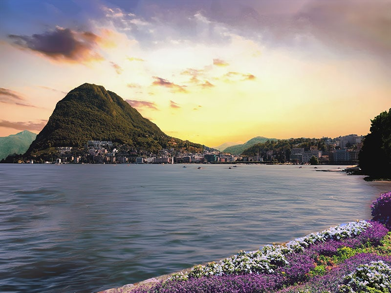 O que fazer na região italiana da Suiça