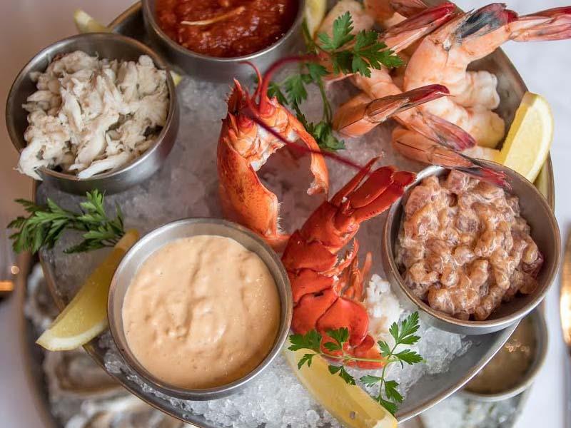 Onde comer lagosta em Boston