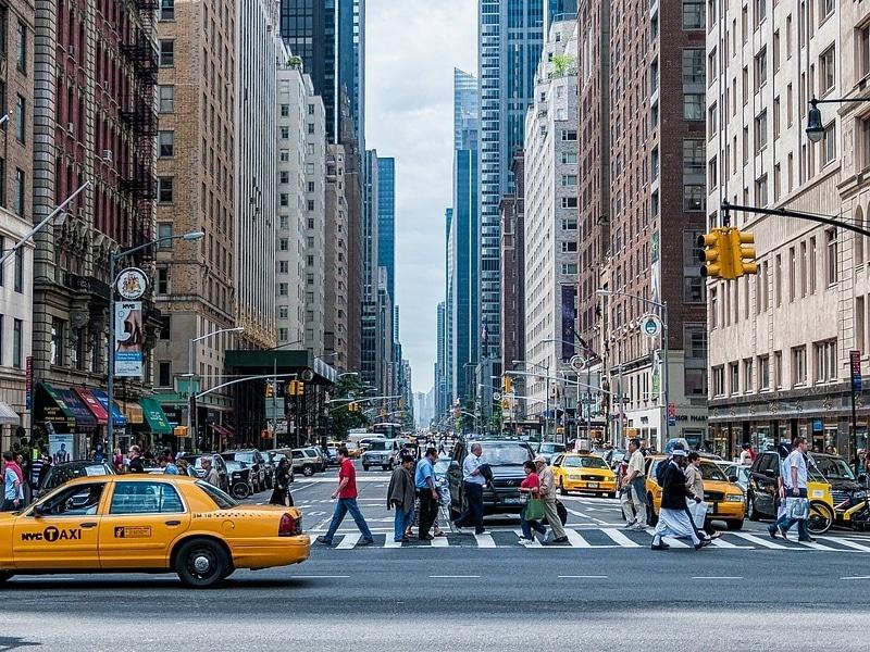 Excursões saindo de Nova York para turistas
