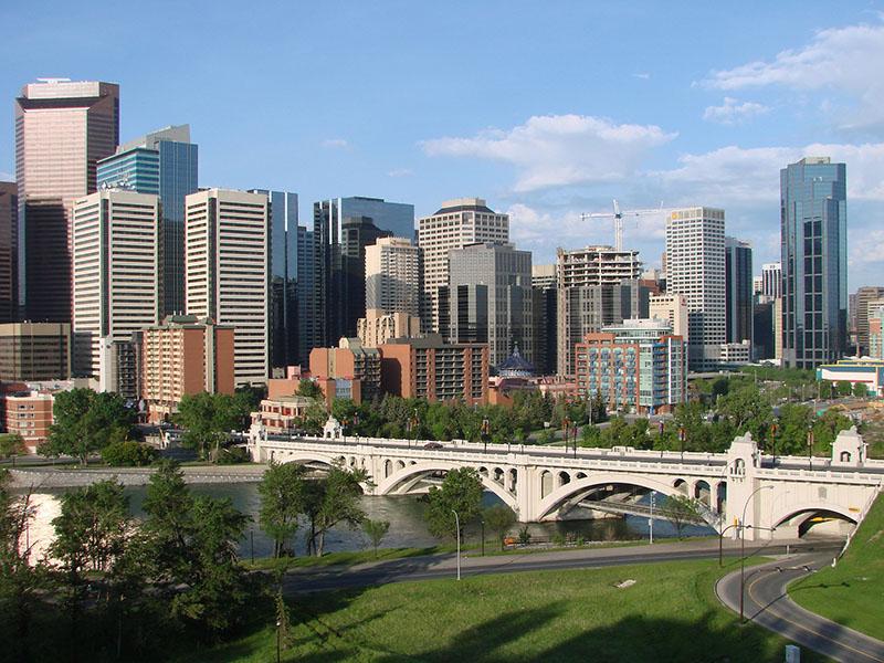 Passeios pelas regiões turísticas do Canada